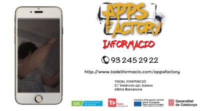 Curso de desarrollo de aplicaciones móviles: Apps Factory