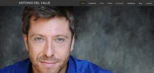 página antonio del valle