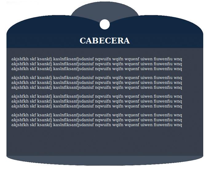 maquetación HTML