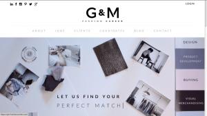 página gm fashion career