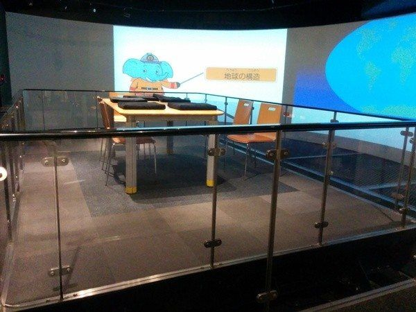 Museo terremotos Ikebukuro