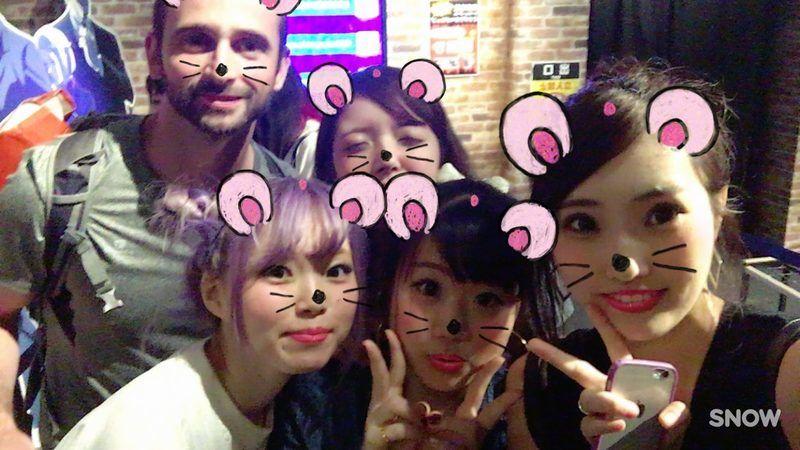 Amigos Odaiba, Tokyo