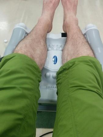 Máquina masajes japonesa