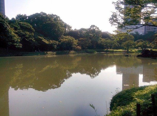 Parque en Tokyo