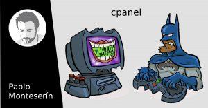 Cpanel – crear una página web en wordpress (II)