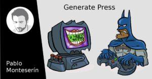 Generate Press, crear una página web en wordpress (III)