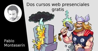Dos cursos gratuitos de Java y desarrollo web en Barcelona y Sabadell