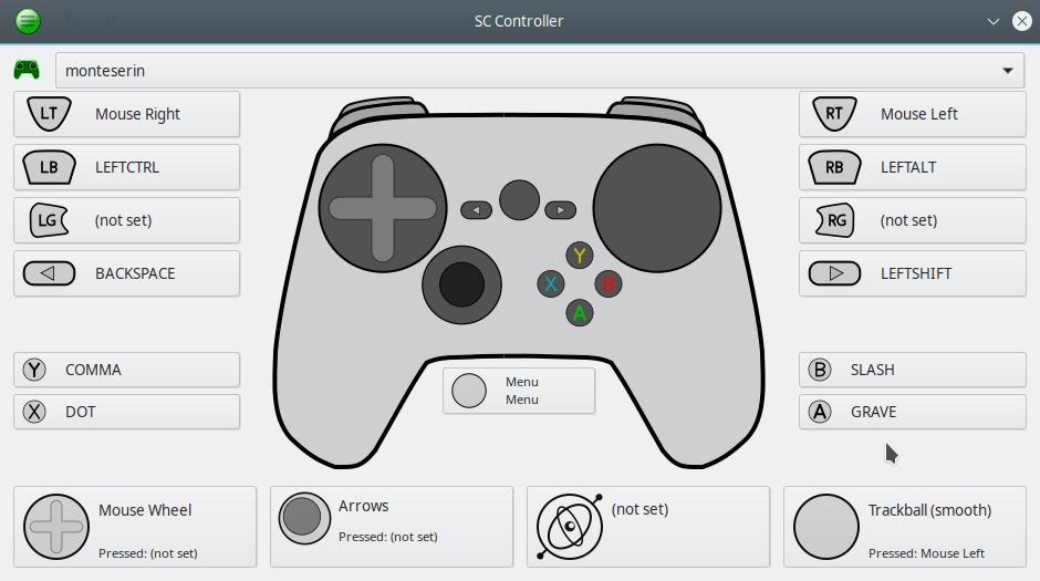 Usando el Steam Controller en Ubuntu - Pablo Monteserín