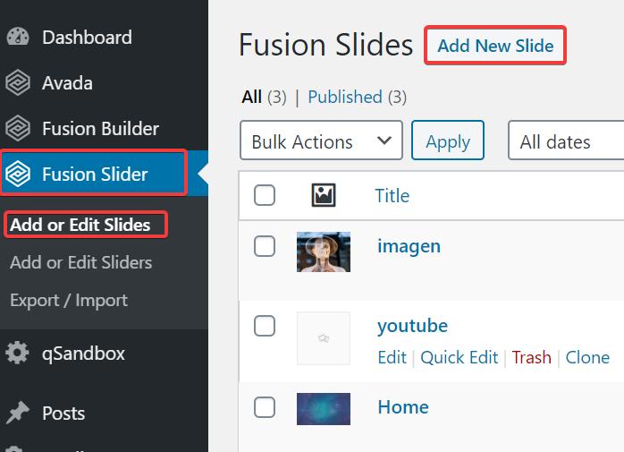 Cómo usar la plantilla Avada para Wordpress 14