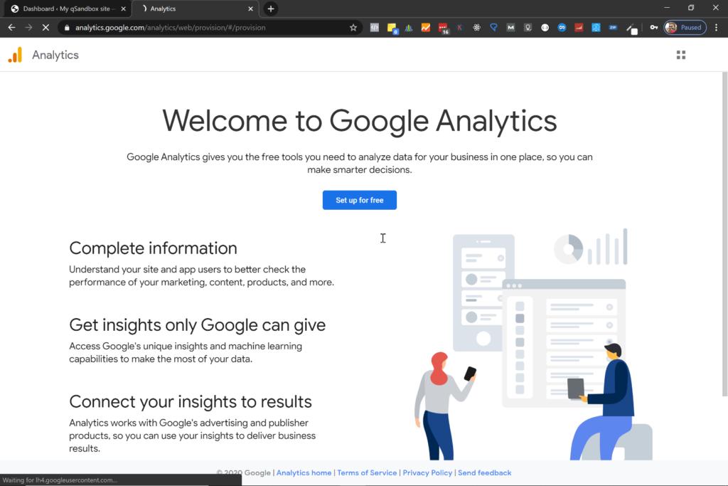 ¿Cómo configurar Google Analytics en Wordpress? 2