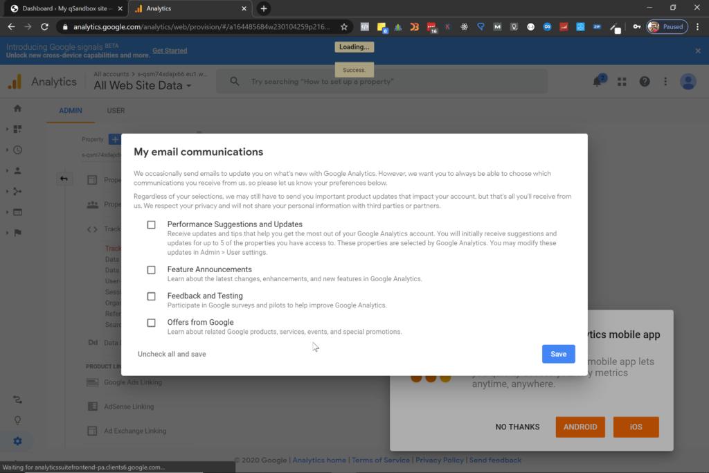 ¿Cómo configurar Google Analytics en Wordpress? 7