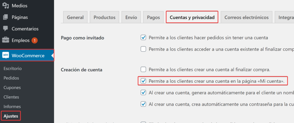 ¿Cómo usar WP JOB Manager? 3