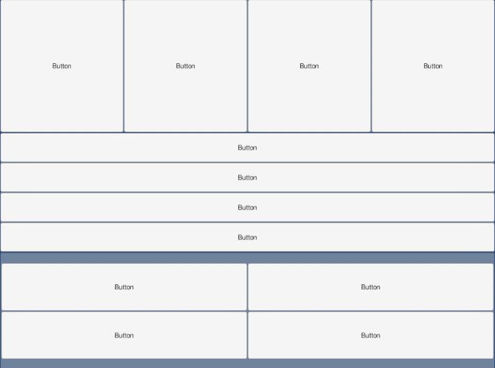 hacer layouts con la user interface de unity
