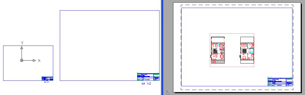 Gestionar la escala en un proyecto de Autocad 8