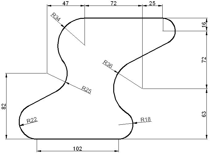 Ejercicios curvas tangentes 2