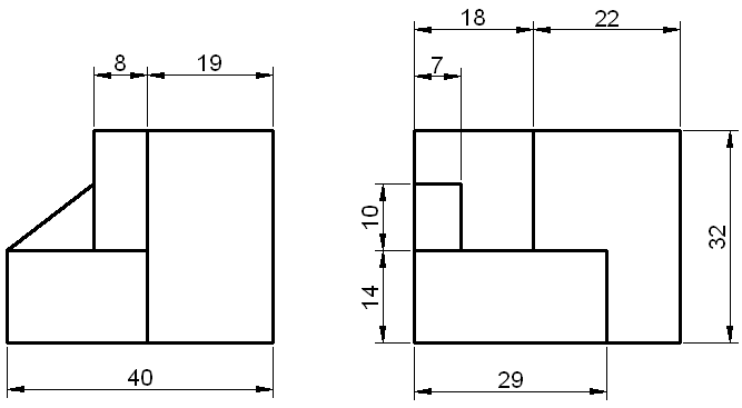 Manipular elementos en Autocad 4