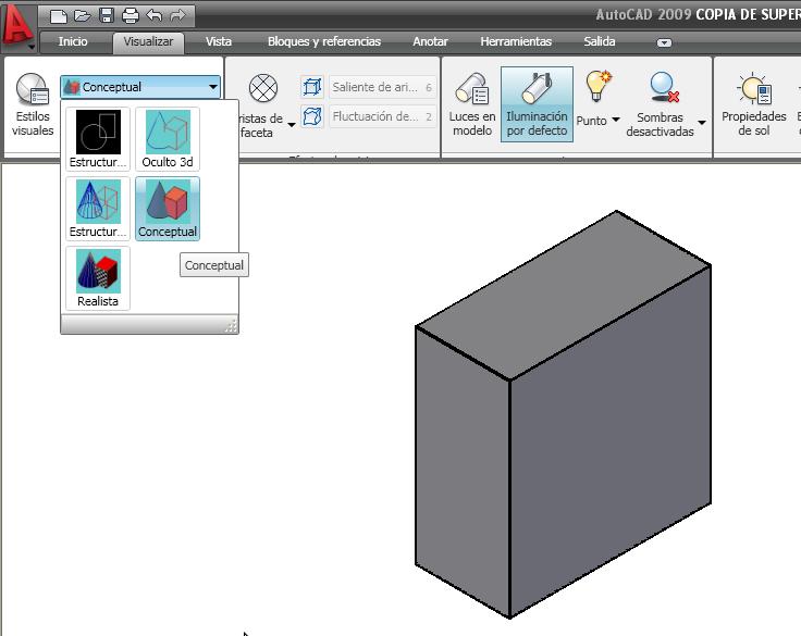 Curso de AutoCAD 3D 6