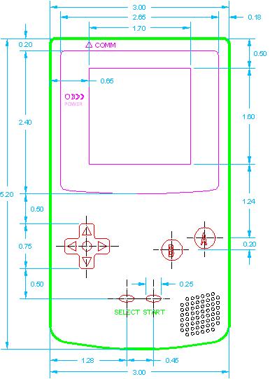 Gestión de capas en Autocad 2D 4