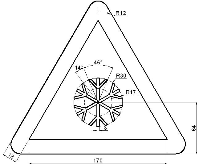 Ejercicios de diseño en Autocad 2D 3