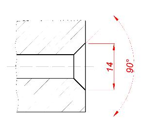Dimensionamiento o acotación en Autocad 21