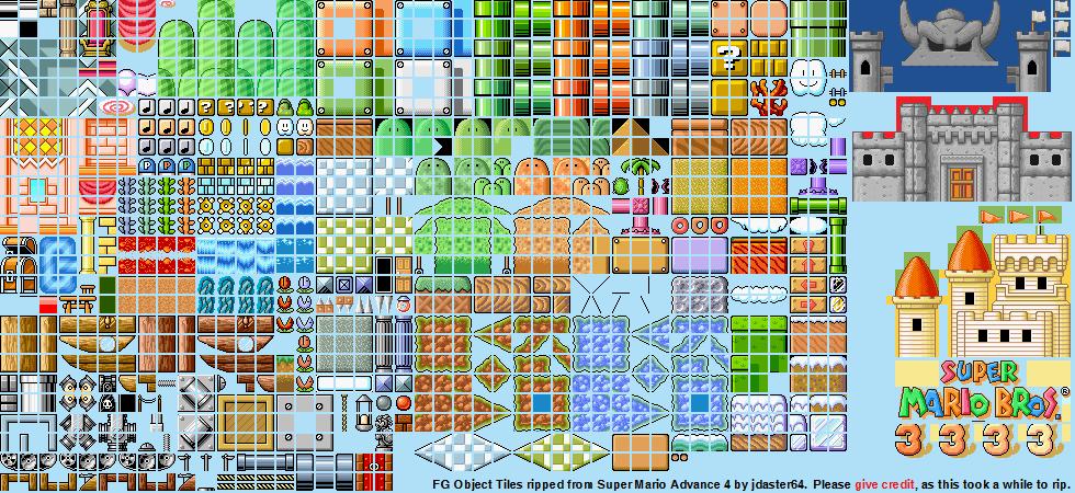 Administración de tiles en Stencyl 1
