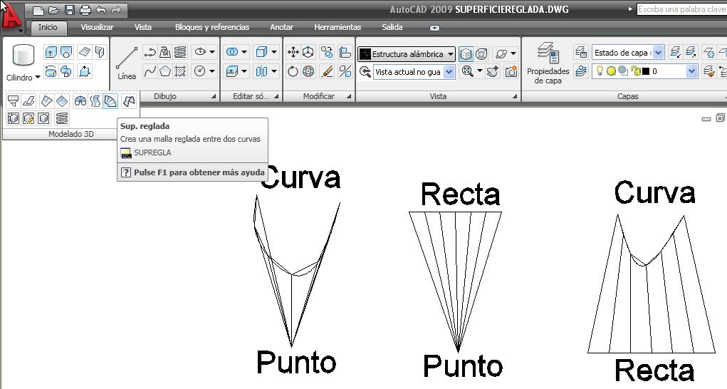 Curso de AutoCAD 3D 36