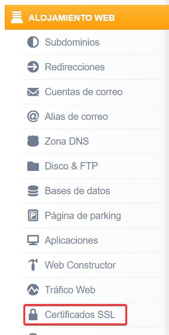 Cómo utilizar el hosting gratuito cedido por Don Dominio 11