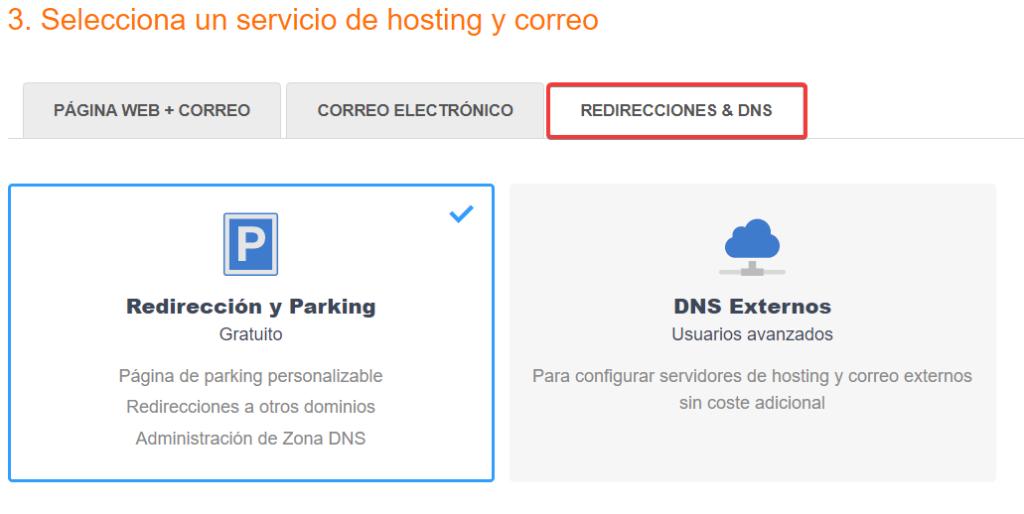 Cómo utilizar el hosting gratuito cedido por Don Dominio 2