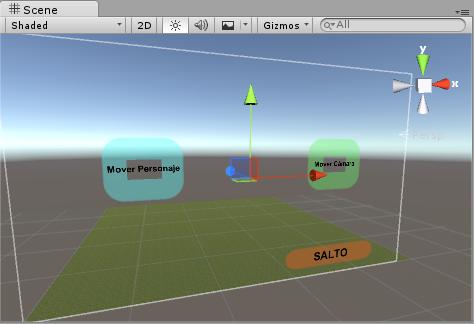 User Interface en Unity 3D 2