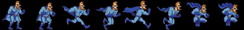 Animaciones con Sprites 1